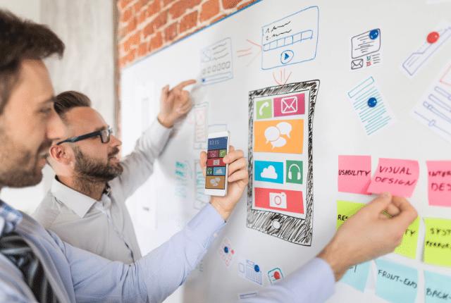 תוכנה, פיתוח אפליקציה