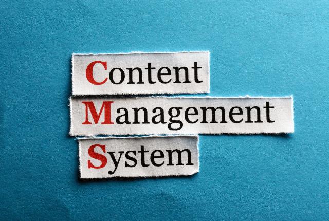 CMS - מערכת ניהול תוכן